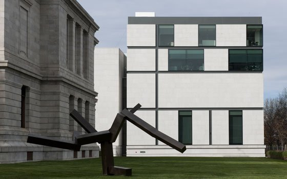 The Museum of Fine Arts Boston (MFA) will open its newest wing to the public this Saturday with...