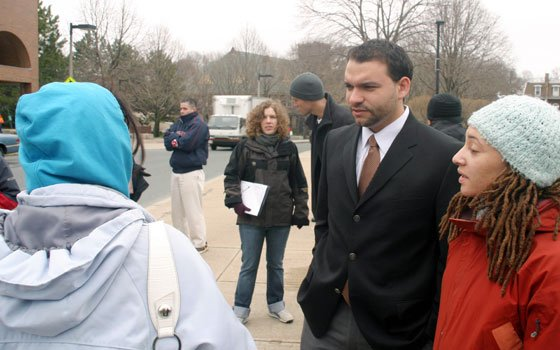 With a familiar name and a citywide organization, Felix G. Arroyo's at-large City Council campaign is off to a fast...