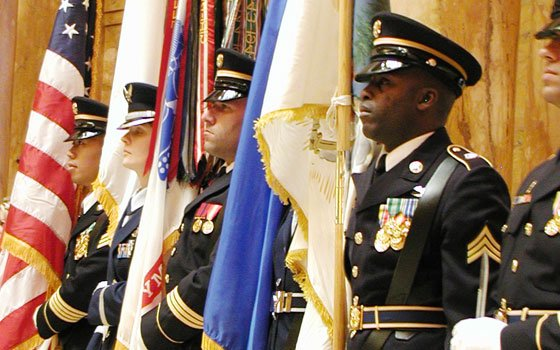 The Massachusetts National Guard's newly designated 54th Volunteer Regiment will march in President-elect Barack Obama's inaugural parade on Jan. 20.