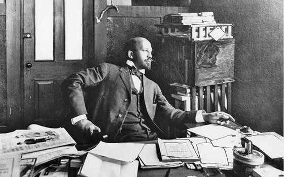 The town of Great Barrington has not always held its native son W.E.B. Du Bois in high esteem....