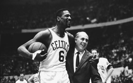 Bill Russell was a rare breed, on and off the courtBoston Celtics great Bill Russell was an...
