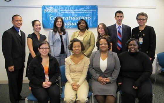 Pictured are recent PCWD graduates. In the front row seated (from l to r) are: Sandra Figueroa, Shaylaya...