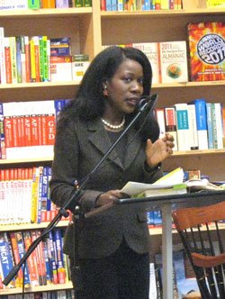 "Pulitzer Prize-winning author Isabel Wilkerson discusses ""The Warmth of Other..."
