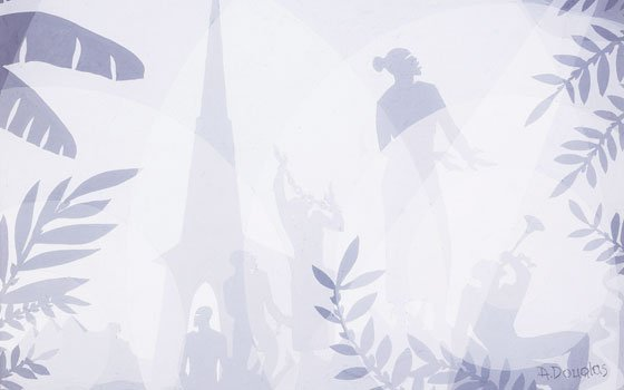 Aaron Douglas (American, 1899–1979), 1930 Gouache. The John Axelrod Collection—-Frank B. Bemis Fund and Charles H. Bayley Fund....