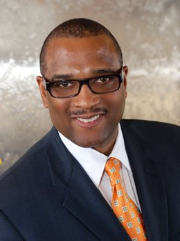 Fred McKinney, president and CEO of the Greater New England Minority Supplier Development Council.