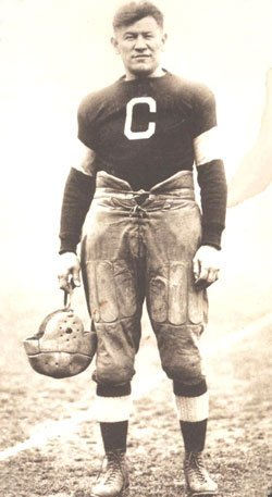 A century ago, America's greatest athlete,...