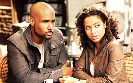 "Boris Kodjoe and Gugu Mbatha-Raw star as husband and wife spies on NBC's ""Undercover."" The program airs on Wednesday..."