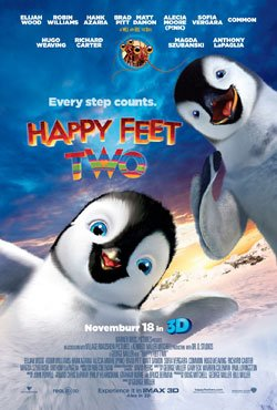 "Celebrated rapper, Common, talks about serving as the voice of Seymour in the animated comedy ""Happy Feet Two."" ..."