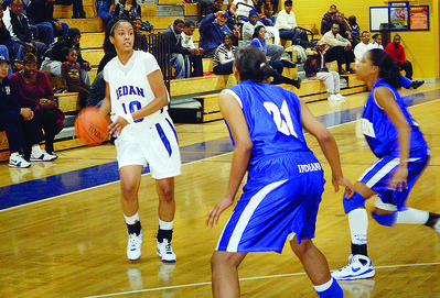 DeKalb County teams won two of the four championships in the DeKalb Holiday Tournament Dec....