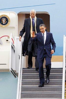 Congressman Hank Johnson landed a big endorsement Thursday when President Barack Obama said he is...