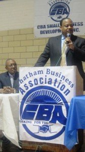 Members of the Chatham Business Association gathered Tuesday morning for its monthly membership meeting....