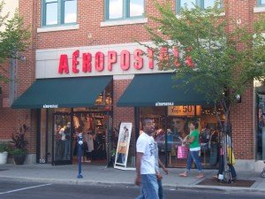 NEW YORK-- Aeropostale, Inc. a mall-based specialty retailer of casual and active apparel for young...