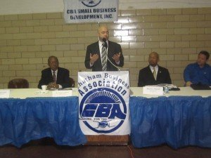 The Chatham Business Association held its monthly meeting on Dec. 14. Guest speakers included Joseph...