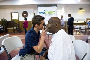 Recently Chicago residents took control of their vision at a free community eye screening hosted...