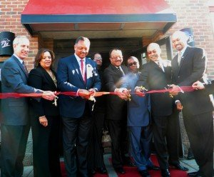 On Nov. 15, dozens of dignitaries and community members gathered to celebrate the grand re-opening...