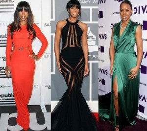 NEW YORK, NY - Delivering high energy and high fashion, GRAMMY winner Kelly Rowland and...