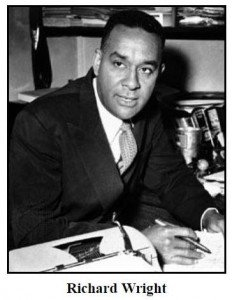 April 29, 1945---Richard Wright's'Black Boy' reached first place onthe National Best Seller Book List....