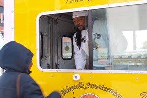 Gourmet Foods Go Mobile...