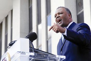 Prince George's County Executive Rushern Baker - Courtesy Photo