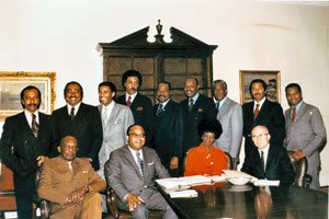 Washington, DC - This year marks the 40th anniversary of the Congressional Black Caucus (CBC).The...