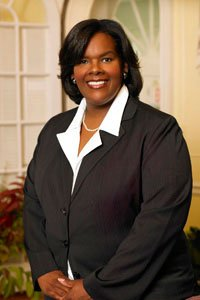 """Jacqueline A. Berrien, Chairwoman of the Equal Employment Opportunity Commission, has a """"sense of urgency""""..."""