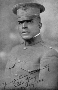 Buffalo Soldier Col. Charles Young Courtesy Photo