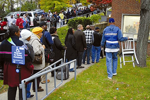 One of America's leading think-tanks recently released a report that shows that African-American voters are...