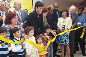 A well-known social services center that aids low-income families in the District opened a new...