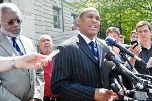 Beleaguered D.C. Council member Harry Thomas, Jr. faces formidable legal problems but a survey of...