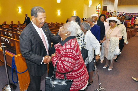 More than 5,000 members of the Progressive National Baptist Convention (PNBC) descended on Washington, D.C....