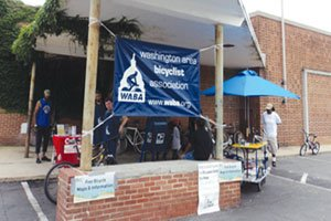 Local Group Helps with Bike Outreach...