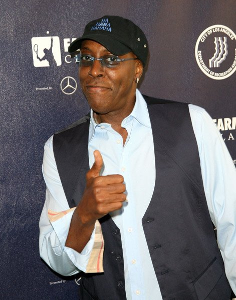 """The Arsenio Hall Show"" has been canceled after one season due to low ratings."