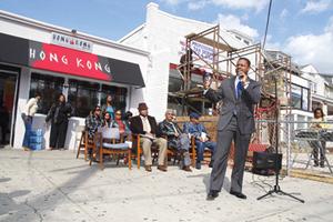 Southeast Neighborhood Teeters on the Verge of Change...