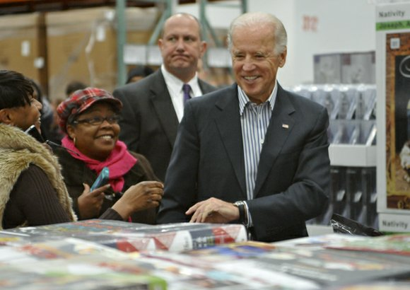 Vice President Joseph R. Biden will be one of the speakers at this year's NAACP annual convention in Las Vegas.