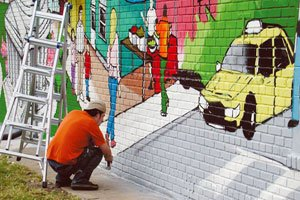 District Agencies Unveil New Works of Art...