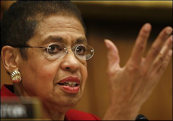 D.C. Delegate Eleanor Holmes Norton said Thursday that she will introduce a bill to grant back pay to federally contracted ...