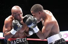 The Oct. 28 main event lived up to its billing as a Beltway brawl as...