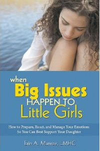 Powerful book helps parents prepare, react and manage emotions to support daughters...