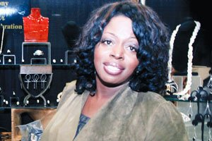 The Washington Informer caught up with soul singer Angie Stone during the Congressional Black Caucus...