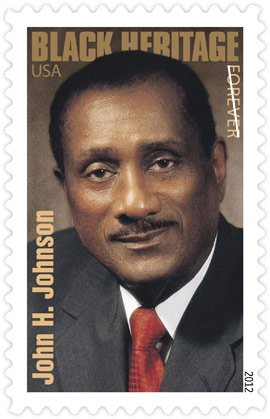 The U.S. Postal Service (USPS) is paying homage to the late entrepreneur John H. Johnson...
