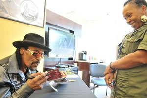 Go-Go pioneer Chuck Brown is in the prime of his life: a music career that...