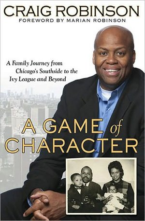 Craig Robinson Pens New Book...