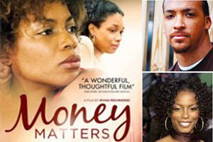 Ryan Richmond, a D.C.-born filmmaker celebrated the release of his debut film, Money Matters, at...