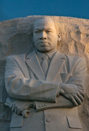 Oct. 16 has been set as the new date for the Martin Luther King Memorial...