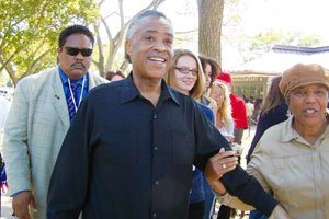 WASHINGTON (AP) - The Rev. Al Sharpton said he will lead a march in Washington...