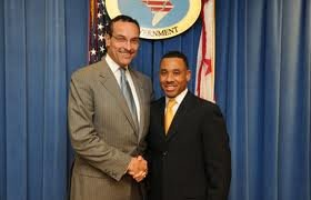 D.C. Mayor Vincent Gray has appointed the Rev. Dexter Nutall to advise his administration on religioius affairs./Courtesy Photo