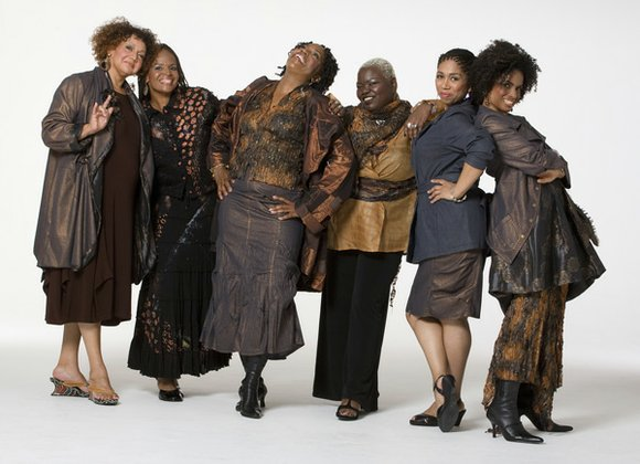 The angelic voices of the Grammy Award-winning ensemble Sweet Honey In The Rock will grace...