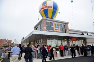 Thee recent opening of the new ALDI store in Northeast ensures that high quality, fresh...