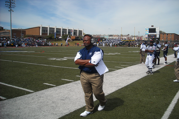 The Howard University Bison celebrate homecoming this weekend and will hosts the Spartans...