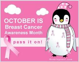 October is Breast Cancer Awareness month and the Prince George's County Fire/Emergency Medical Services (EMS)...